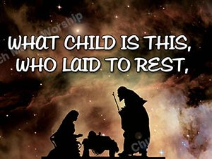What Child is this Singalong Christian Video HD. With perfectly timed Lyrics. Easy to follow and sing Video and Audio to enhance the Worship experience.