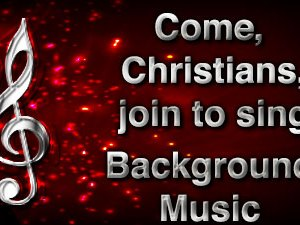 Come Christians join to sing Christian Background Music with multi verse tracks and versions. Enhance your worship experience Services or prayer meetings.