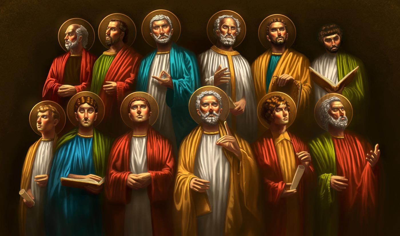 Resulta ng larawan para sa apostles