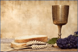 The Church: Holy Communion
