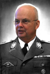 Michael Hayden Himmler thinks torture is OK, even for his own family