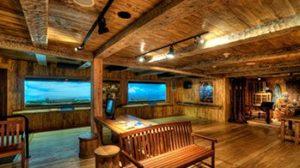 Noah's Ark exhibit at the Creation Museum