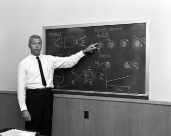 John Houbolt 1962