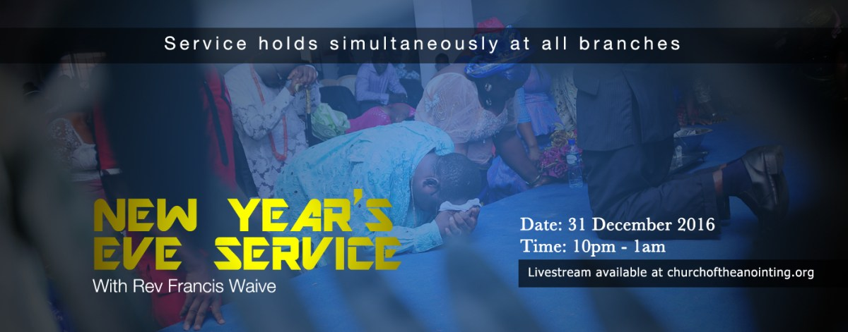 church of the anointing warri cross-over-2016