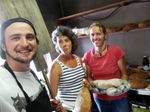 Brotbackaktion Team