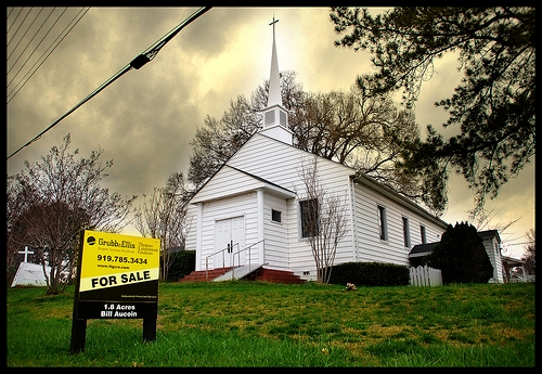 The Problem With Church Buildings