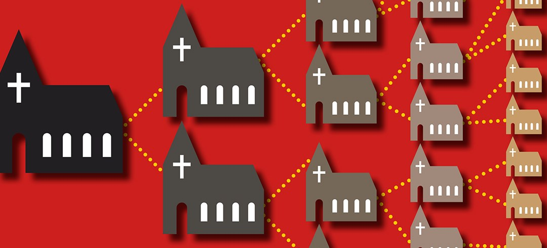 Church Multiplication Without Restraint