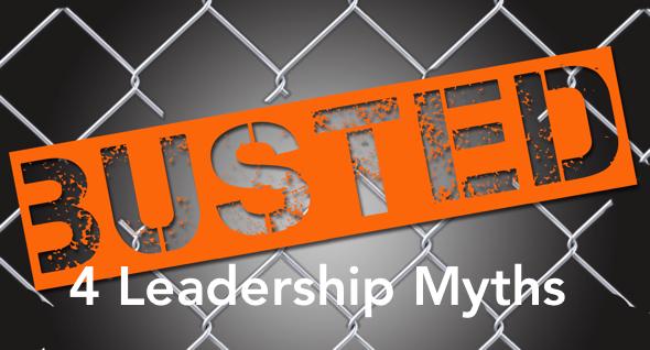 4 Church Leadership Myths: BUSTED!