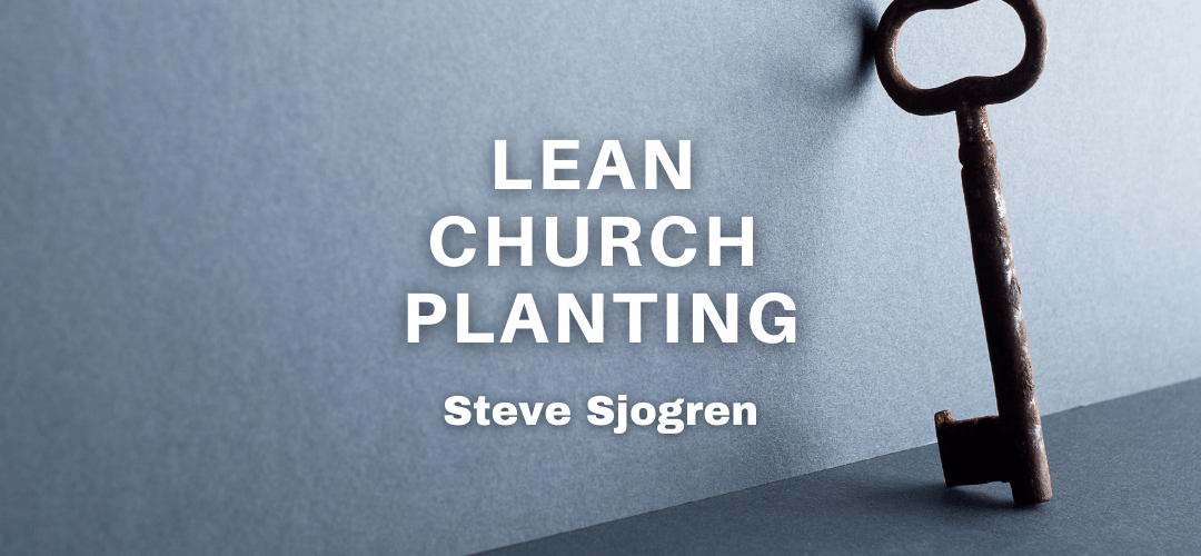 Lean Church Planting
