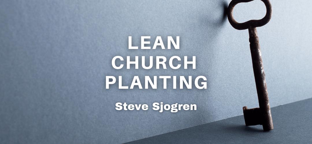 Lean Church Planting
