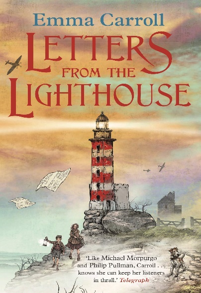 Letters from the Lighthouse: Amazon.co.uk: Carroll, Emma: Books