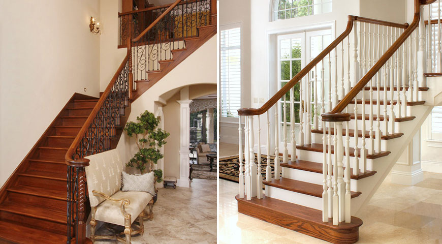 L J Smith Stair Systems Briarwood Millwork