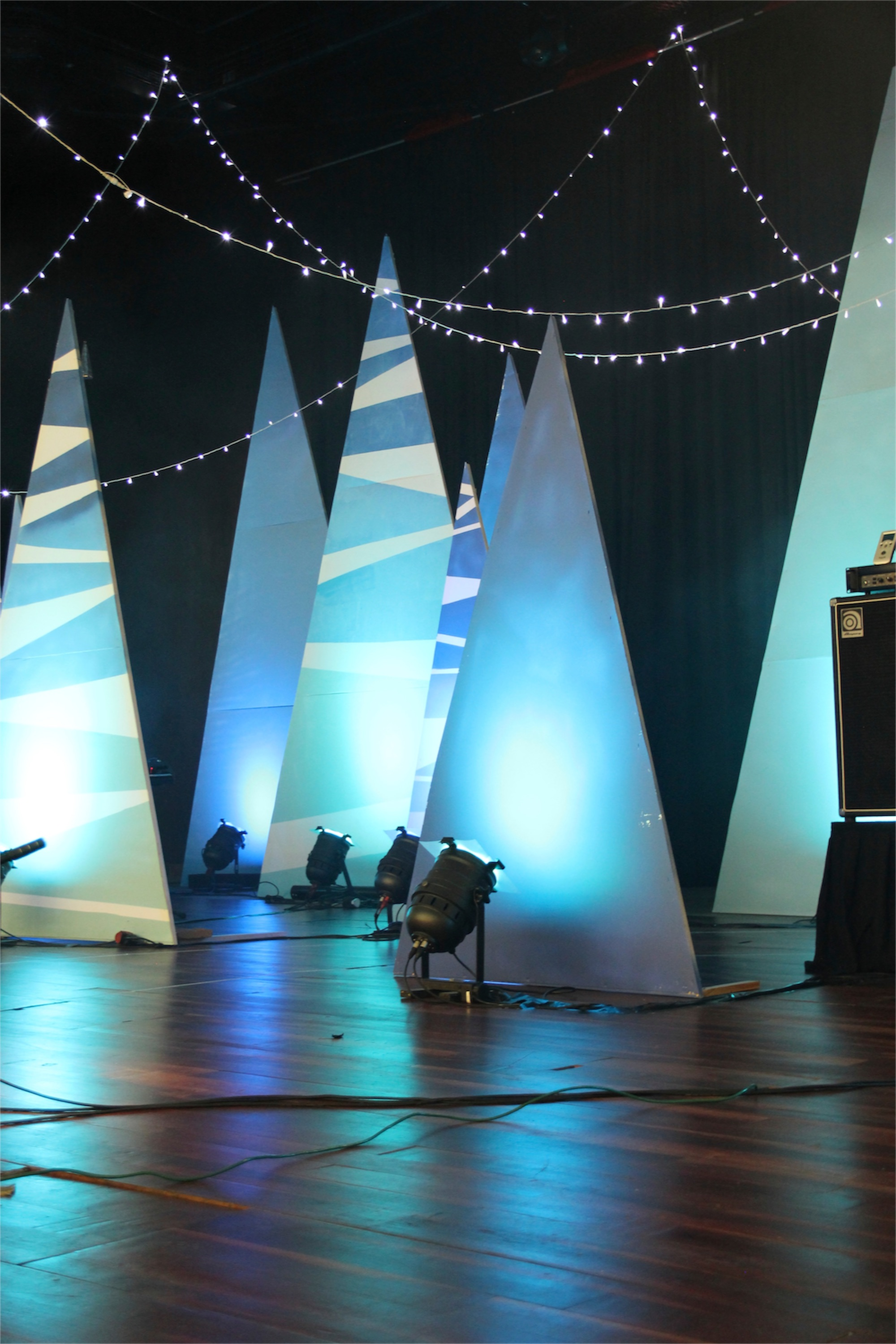 Stage Props And Decorations