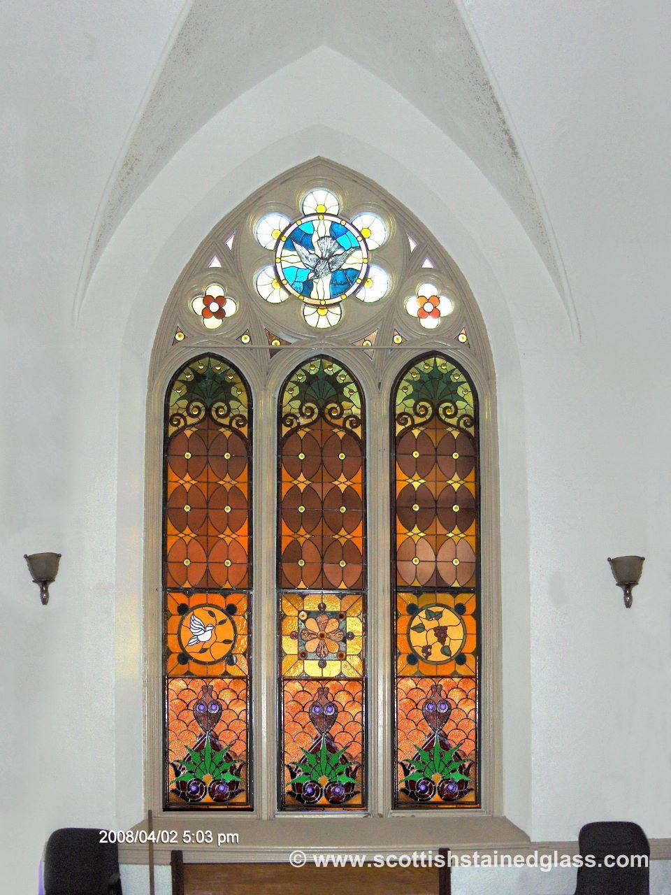 church religious stained glass restoration san antonio studio