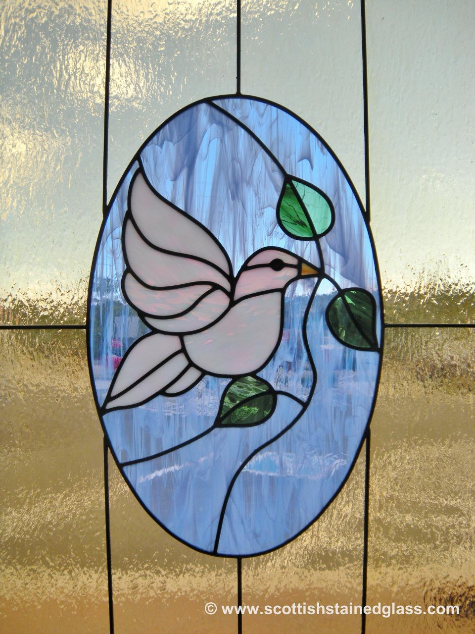houston religious stained glass repair
