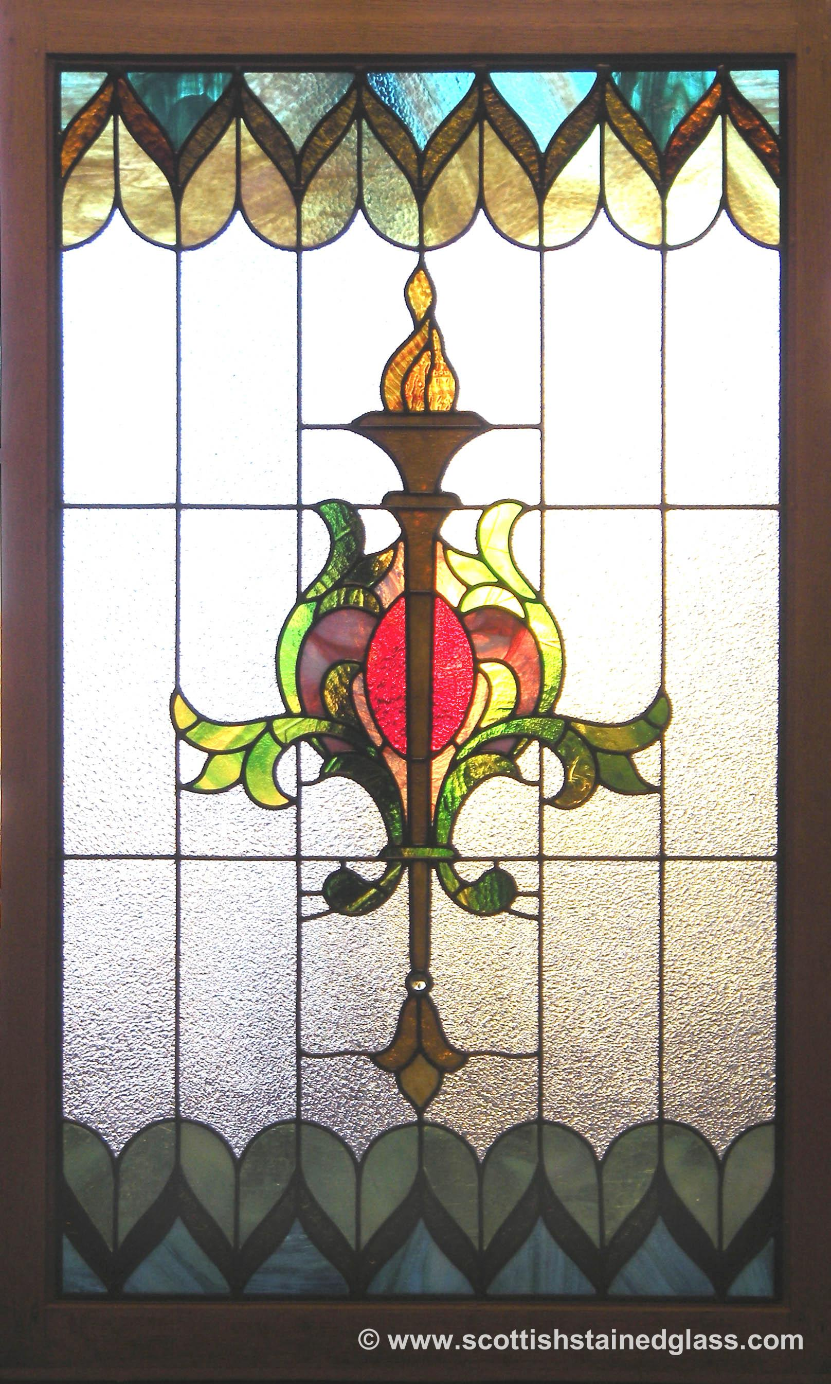 oklahoma city church stained glass repair