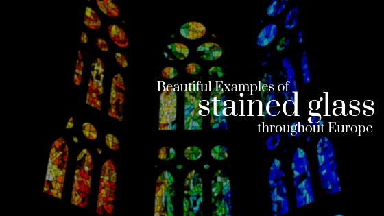 stained glass europe