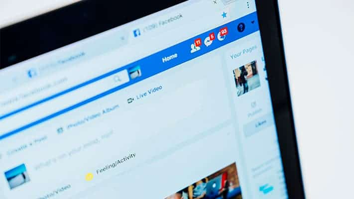 there is a huge difference between a facebook page and group when using facebook for church