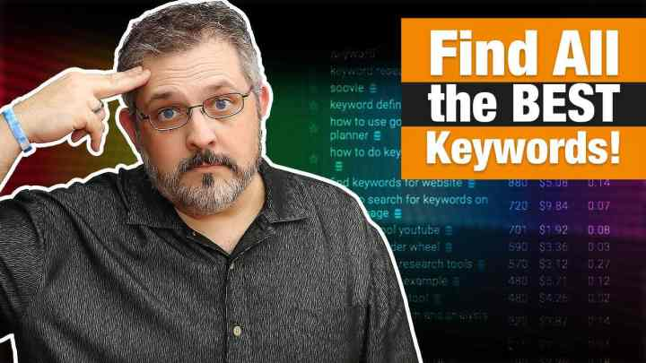 find all the best keywords
