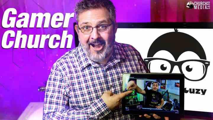 video game ministry gamer church