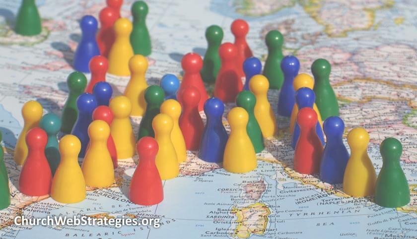 Multi-site Church Web Tips