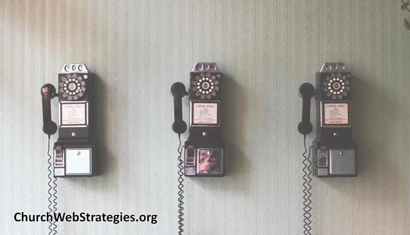 Online Telephones Vs. Megaphones
