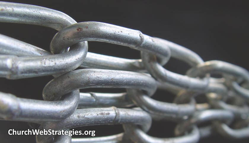 Helping the Weak Links in Digital Ministry