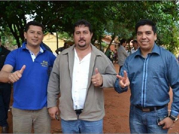 """Fiscales y jueces """"blanquearon"""" al intendente Virgilio Portillo de Yby Pytã descubierto con 8 toneladas de drogas."""