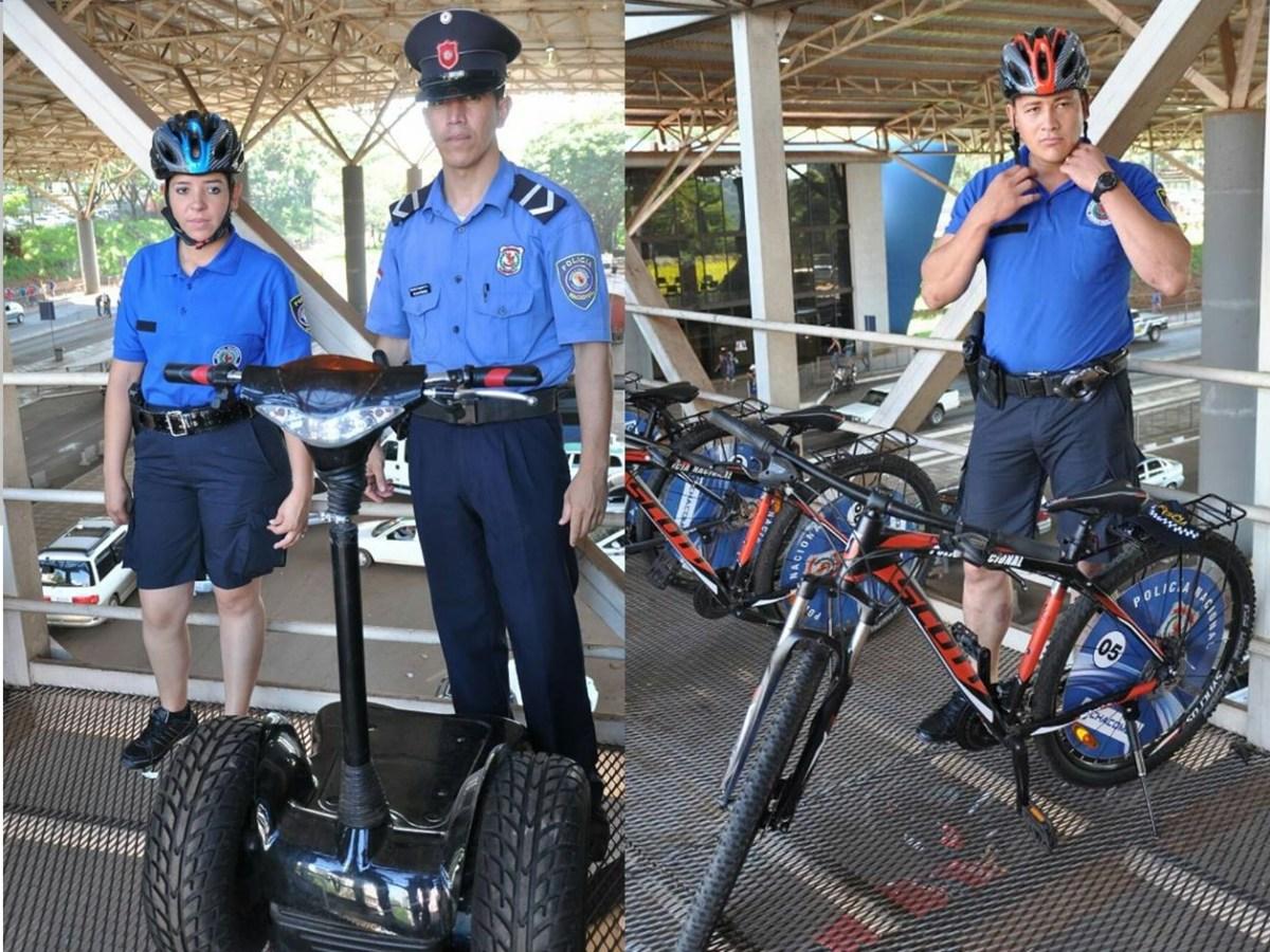 En la tarde del viernes 9 de Enero se realizó el lanzamiento del Operativo Verano en CDE. Los trabajos de seguridad estarán a cargo de la División Turística.