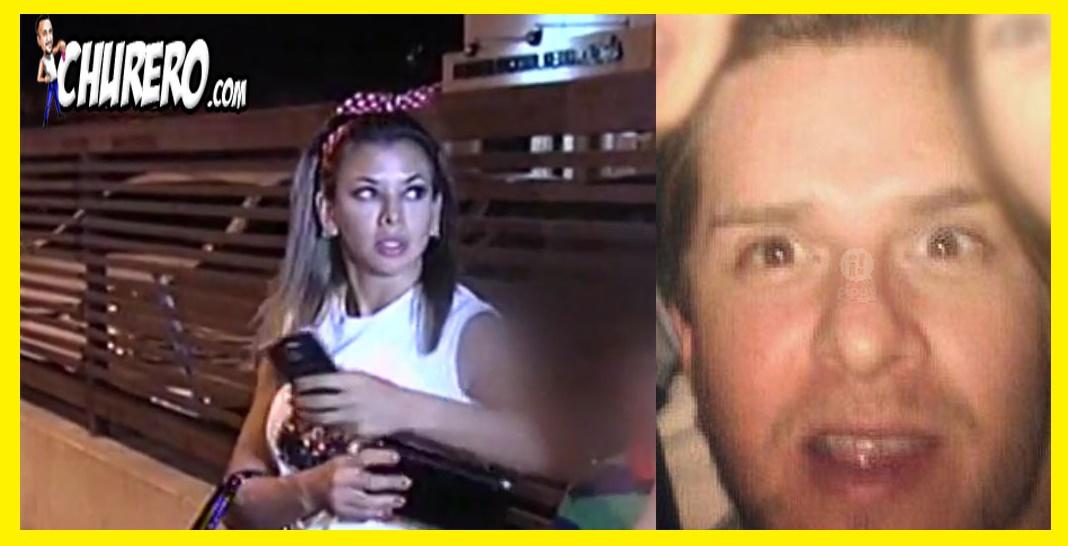 Escándalo!Marly Figueredo garroteadapor el padre de sus hijos, Eduardo Dávalos, hijo de los dueños del Supermercado El Pueblo?
