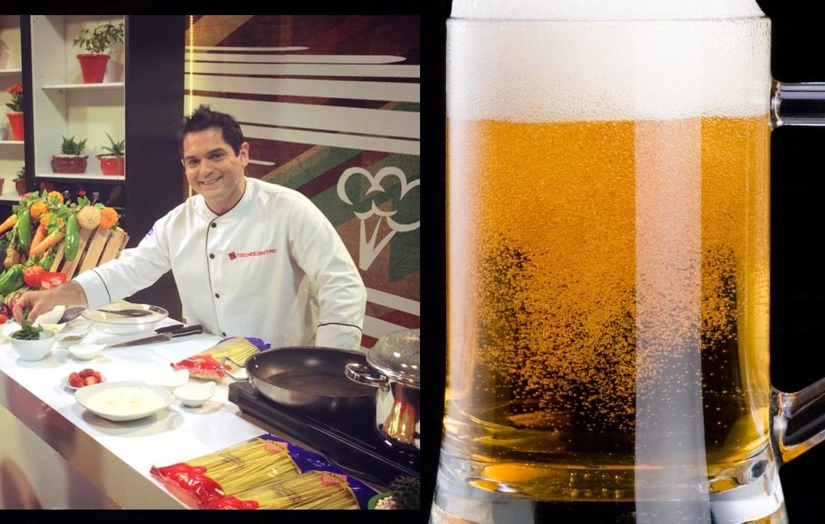 """El Chef y conductor del programa """"Karu Porã"""", Pablo Pappalardo, chocó su camioneta tuichaite ka'ure? Dio positivo al alcotest."""