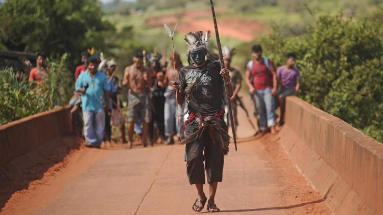 """Guaraníes en Brasil. Los están matando: """"Vivimos un genocidio silencioso"""""""
