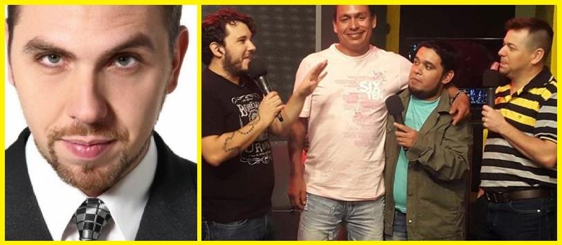 """Levantan """"Por Fin Sabado"""" y rajan de """"Infiltrados"""" a Diego Jansen."""