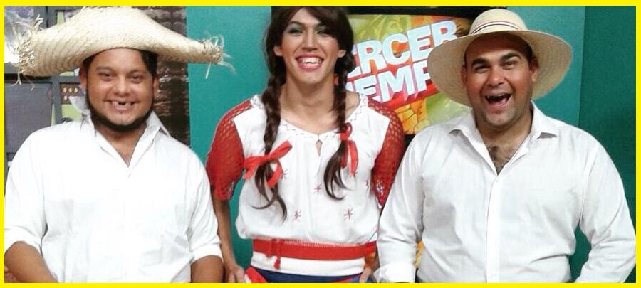 """Conozcan al que interpreta a Petrona, la bailarina sordomuda de """"Los Paraguayitos""""."""