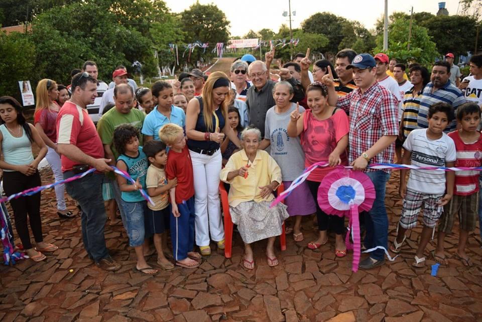 Sandra Zacarías lamenta intento de atropello a la voluntad popular en un proceso electoral legítimo y transparente.