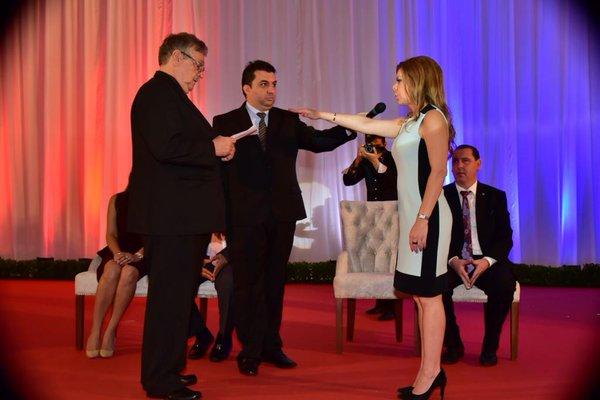 Asumió Sandra Zacarias y pidió a concejales trabajar todos juntos por CDE.