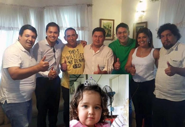 Madre de niña electrocutada en CDE pide a Concejales del G7 dejar de politizar la muerte de su niña.