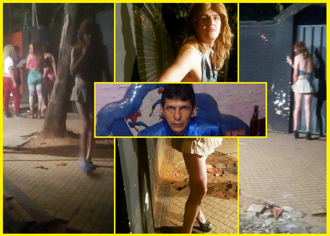 El Principito se volvió travesti? Ruben Dario Arevalos habló de las fotos.