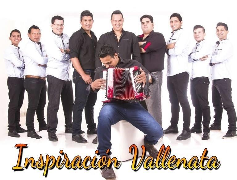 """Lanzan nueva agrupación de musica vallenata """"Inspiración Vallenata"""" en el programa Atake."""
