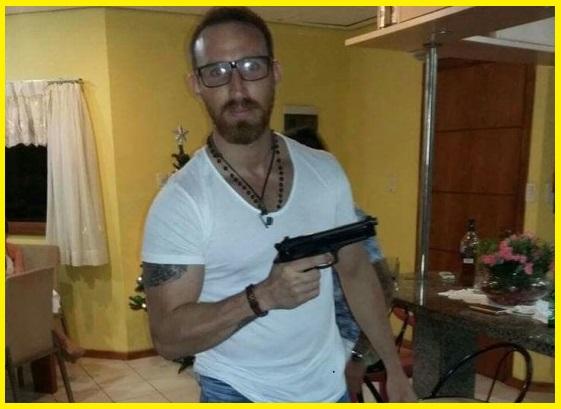 El cantante Marcos Kasanetz ex de Rojo realizó disparos al aire. Dictaron orden de detención.