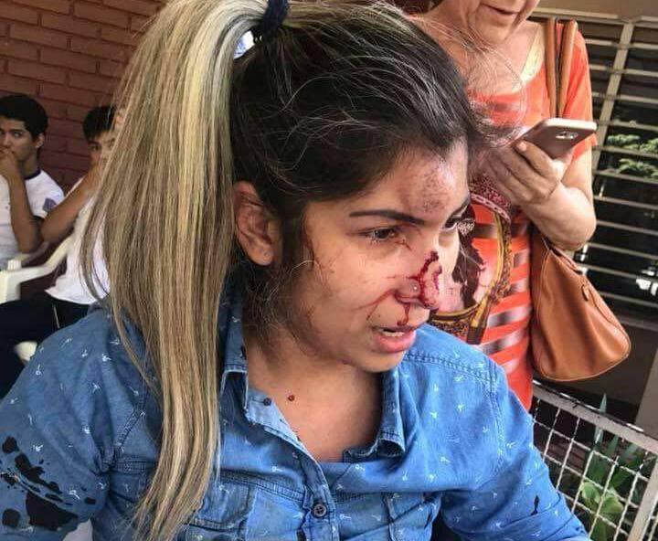 La teatrera de CDE amenaza con demandar al Chure por supuesto daño a su imagen