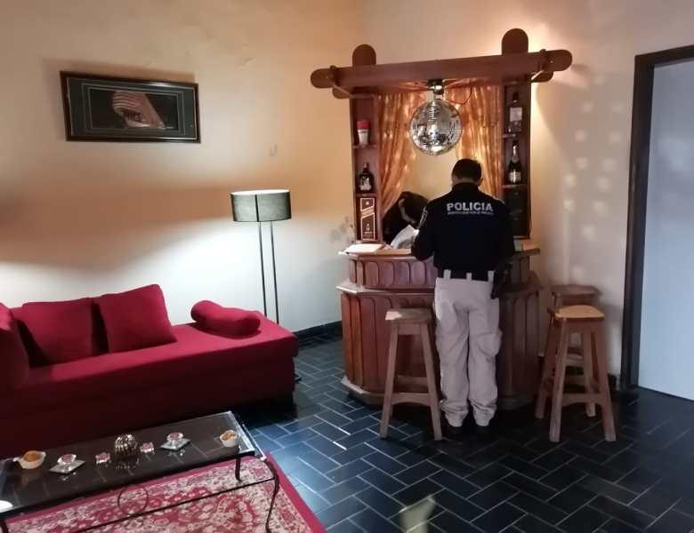 Fiscalía realizó allanamiento y logró detención de implicada en red de prostitución