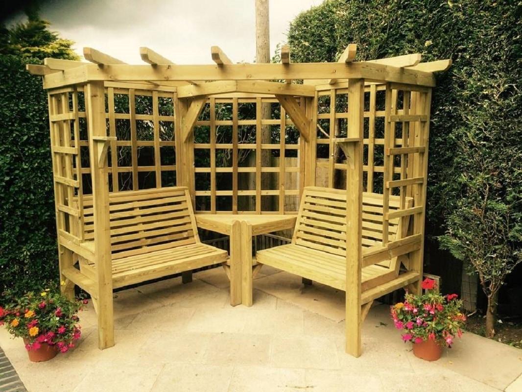 Garden Seats Wooden