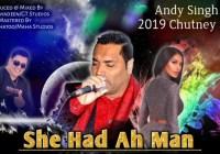 007 Andy Singh She Had Ah Man