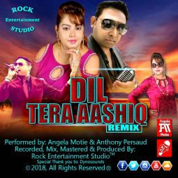 Angela Motie & Anthony Persaud - Dil Tera Aashiq (Remix)