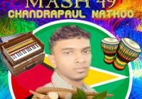 Chandrapaul Nathoo Mash 49