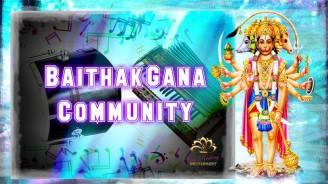 Courtesy The Baithak Gana Community