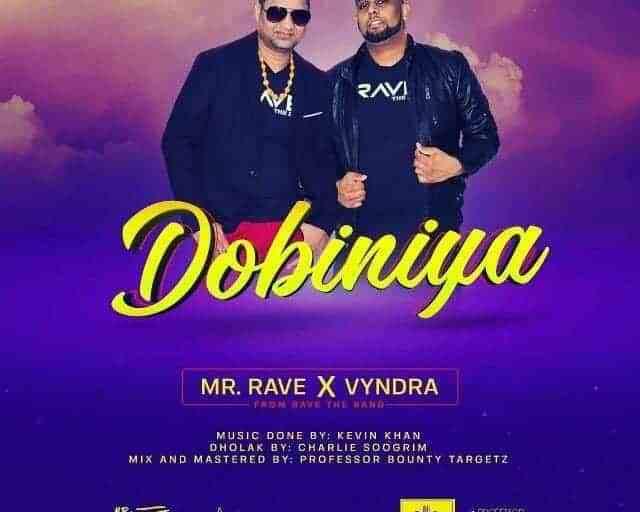 Dobiniya By Ravi & Vyndra (2019 Bollywood Cover)