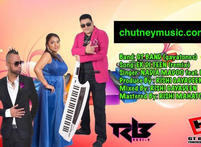 Ek Do Teen Remix By Gayatones Ft Ravi B (2019 Bollywood Remix)