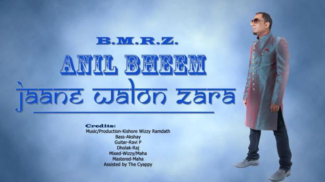 Jaane Walon Zara By Anil Bheem (2019 Bollywood Cover)